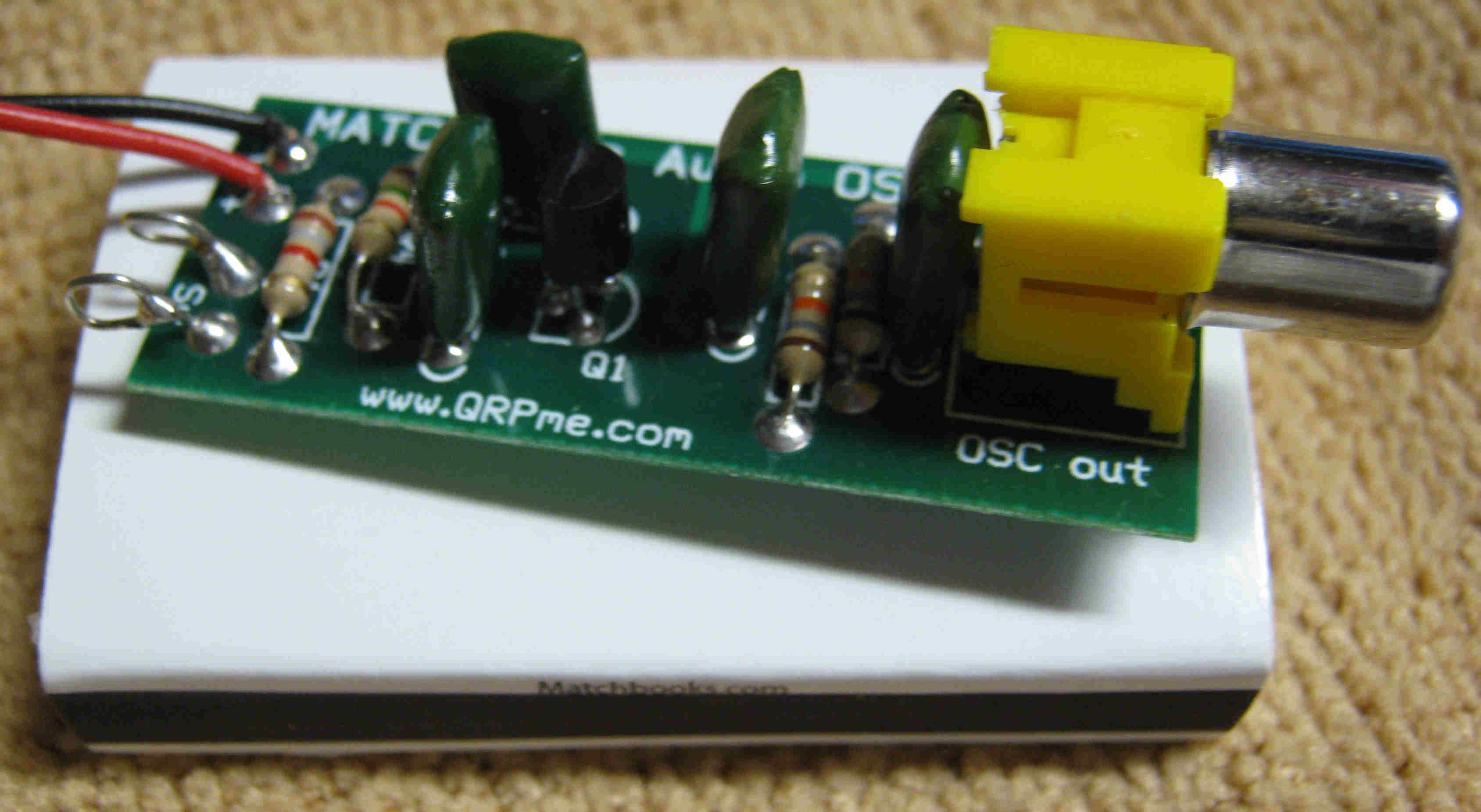 Picture of Match-less Audio OSC